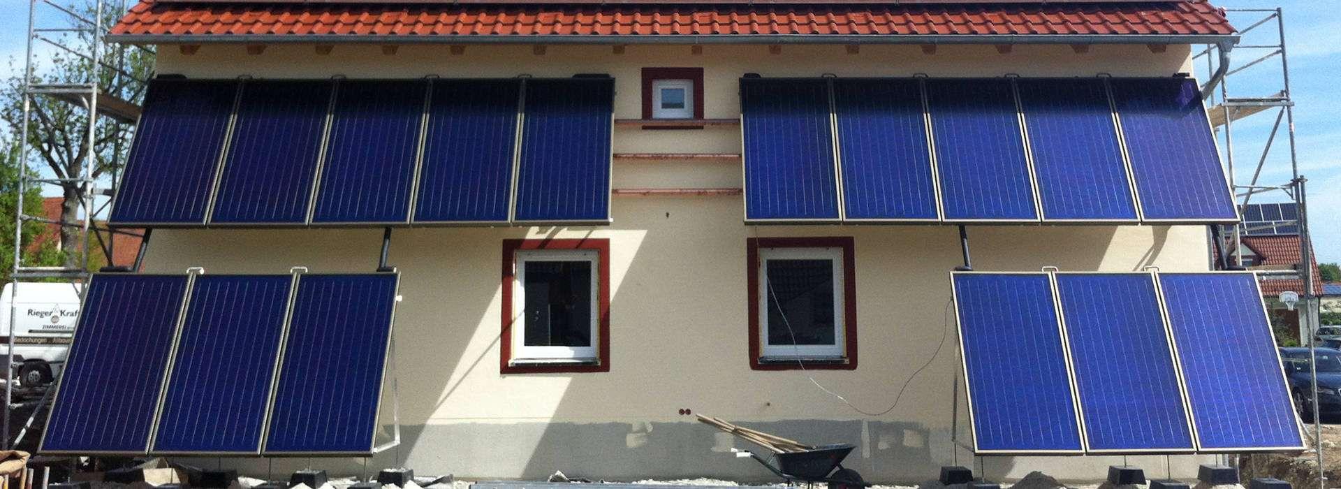 solaranlage umweltschonende nachhaltige energie aus der. Black Bedroom Furniture Sets. Home Design Ideas